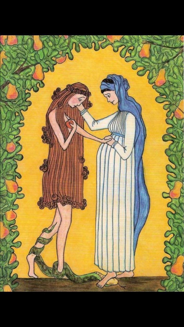 Eve & Mary